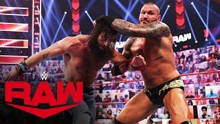 R-K-Bro vs. Elias & Jaxson Ryker: Raw, May 3, 2021