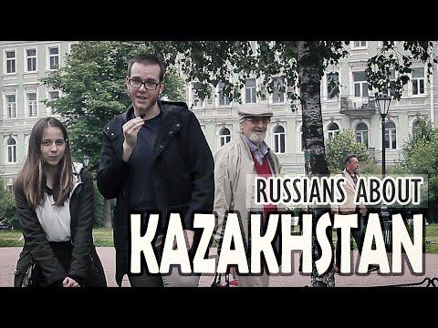How Russians feel about KAZAKHSTAN?