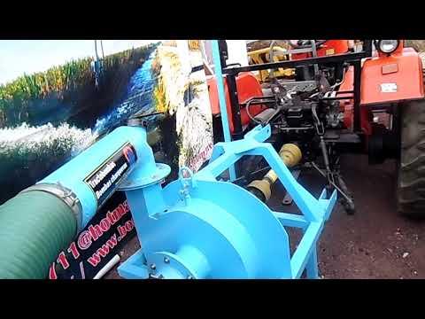 Bomba de tractor para riego agrícola – Agricultura Y Agronomía