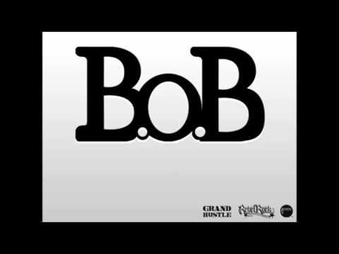 B.O.B. - Cold as Ice ( with Lyrics)