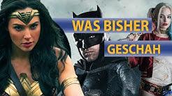 Justice League - Wir fassen alle bisherigen Filme des Dc-Universums für euch zusammen!