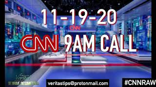 #CNNTAPES RAW 11-19-20