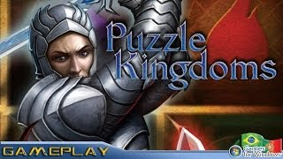 Puzzle Kingdoms - Gameplay (PC/Steam)