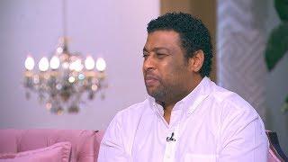 عم ضياء للجمهور: بتصقفوا على ايه كله رايح .. فيديو