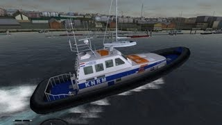 Ship simulator 2008 Gameplay [Rescue mission] [HD]