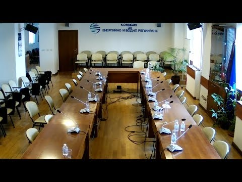 Energy and Water Regulatory Commission of Bulgaria Live Meetings