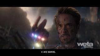 Avengers: Endgame VFX | Weta Digital