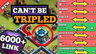 The only Th13 Legend league base you need So Strong Base Can't Be Tripled | March 2021 clash of clan