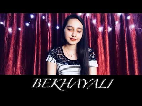 Bekhayali   Kabir Singh   Female Cover   Biyas