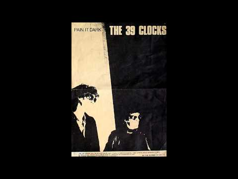 The 39 Clocks - Psycho Beat - 1981