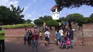 Mengujungi Kota Tua di Tainan - INTAI Traveling