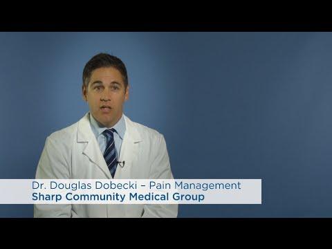 Dr. Douglas Dobecki, Pain Management