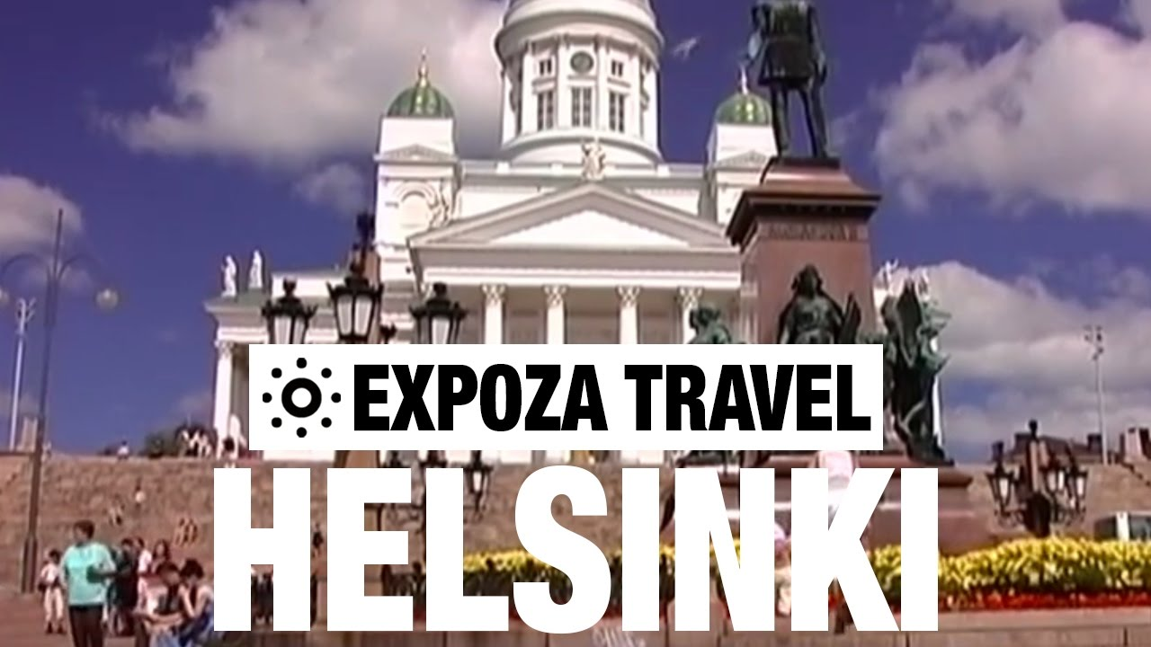 Helsinki (Finland) Vacation Travel Video Guide