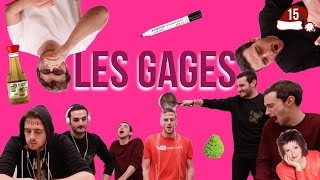 Wasabi, Gingembre et Anne Roumanoff :  les GAGES !