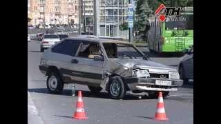 11.06.13 - Авария на проспекте Гагарина