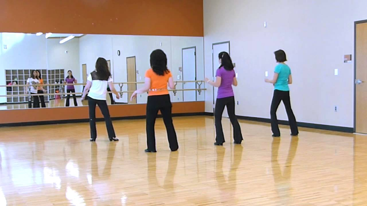 Uptown funk line dance dance amp teach by rob fowler youtube