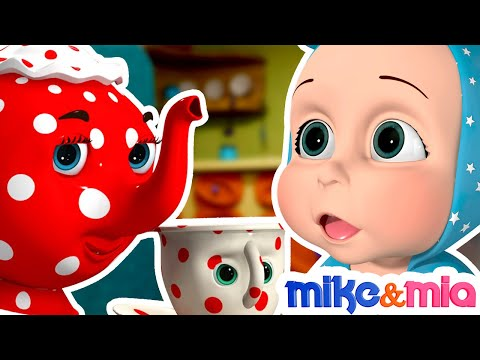 I am a Little Teapot | Nursery Rhymes with...
