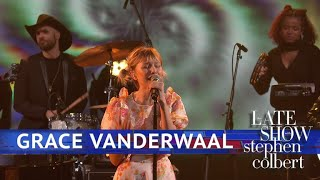 Grace VanderWaal Performs