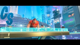 Ralph Breaks The Internet (2018) - Ralph and Vanellope Go To The Internet | Clip Series Blu-Ray