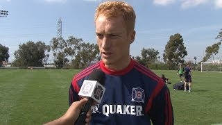 Jeff Larentowicz and Patrick Nyarko look to Chivas USA in the 2014 season opener | Match Preview