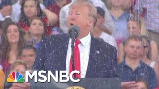 President Donald Trump: 'The Kidney Has A Very Special Place In The Heart' | All In | MSNBC
