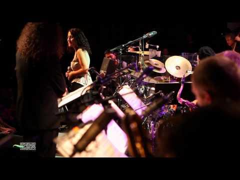 Aynur & NDR Bigband - Qumrîkè, live at Morgenland Festival Osnabrueck 2014