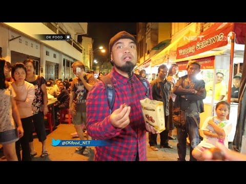 Peppy & Eneng Jelajah Kuliner di Pasar Semawis Semarang