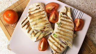 CHICKEN SHAWARMA RECIPE | Nigerian Food Channel