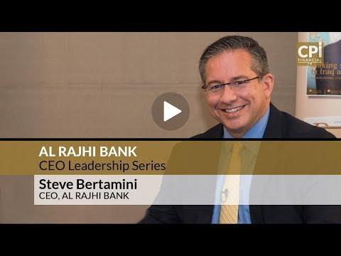 AL RAJHI BANK – CEO LEADERSHIP SERIES