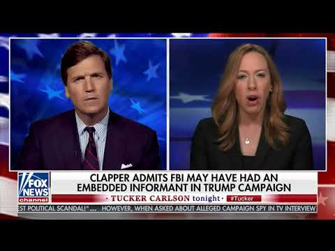 KIMBERLEY STRASSEL FULL ONE-ON-ONE INTERVIEW WITH TUCKER CARLSON (5/18/2018)