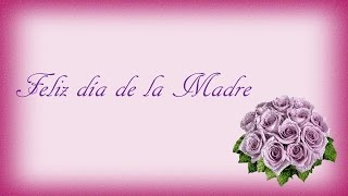 Tarjeta   postal virtual animada para el día de la madre