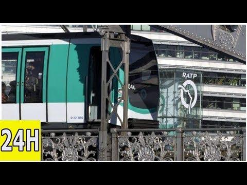 Crack dans le métro parisien: à certaines stations, des conducteurs décident de ne plus marquer l'a