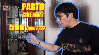 Download lagu PARTO GIVE AWAY 500 ZIPPO ???