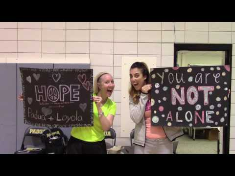 Padua Academy sends prayers and hope to Loyola School in South Sudan