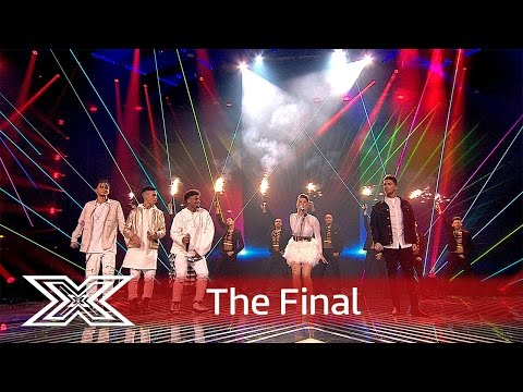 The X Factor Finals kick off with a bang! | Finals | The X Factor UK 2016