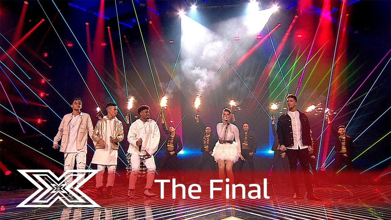 X Factor Final 2021