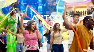 Flashmob Artco au Morocco Mall Casablanca