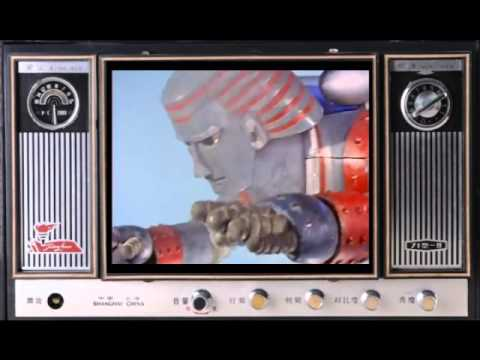 Johnny Sokko & His Giant Flying Robot Television Opening.
