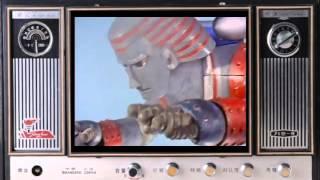 Johnny Sokko & His Giant Flying Robot Television Opening.