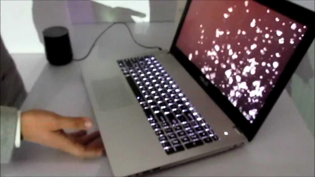 Asus 2012 Notebook Lineup Preview - 1080P Screens, Aluminum Designs, &  Backlit Keyboards