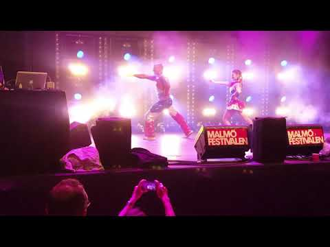 Salsaenergia show Malmo festival 2017