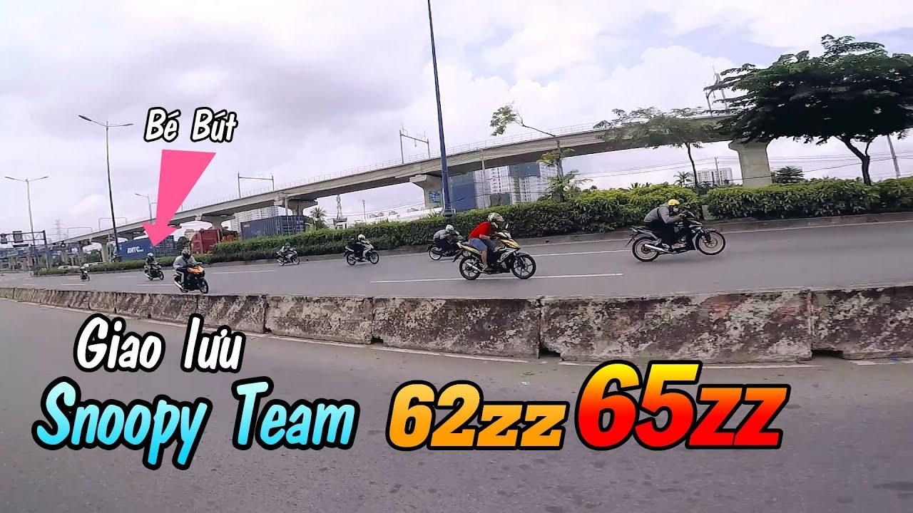 Đú theo GIÀN XE 62zz, 65zz Team Snoopy.|Phần 2| BÉ BÚT| WINNER PVD