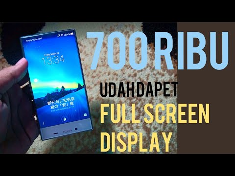 Sharp Aquos Crystal 2 403SH - Review