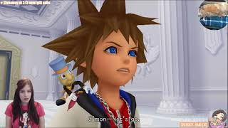 Kingdom Hearts Re: Chain of Memories | part 1
