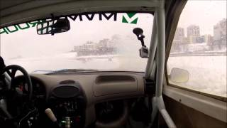 Четвертый этап Кубка России по ледовым гонкам 2016