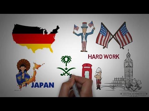 Maximum Money Minimum Work - Abdur Raheem Green - Animated