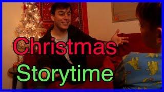 A Christmas Storytime    Thomas Sanders