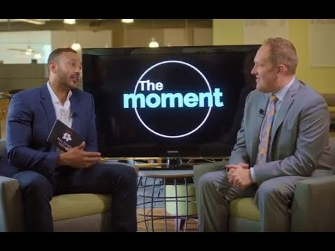 The Moment - Israel Hill - Full Interview