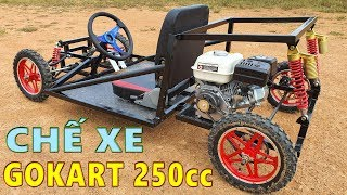 How To Make a GoKart At Home