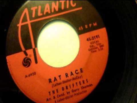 rat race  the drifters  atlantic 1963